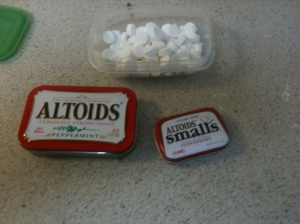 Altoids (before)